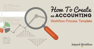 Process Template Creating An Accounting Workflow Process Template