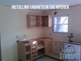 Kitchen Cabinet Installation Guide Photo11201353 Copyjpg