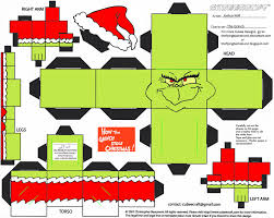 Holiday Coloring Pages » How The Grinch Stole Christmas Coloring ...