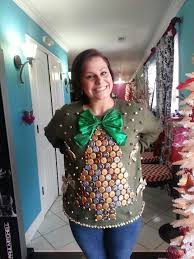 70 Best Christmas  Ugly Sweater Ideas Images On Pinterest  Ugly Ugly Christmas Sweater Craft Ideas