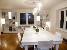 Contemporary Dining Room Lighting Ideas Unique Lighting Tips for