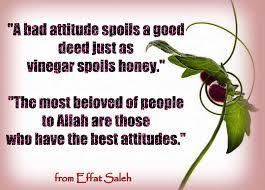 Bad Attitude Quotes