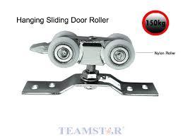 hanging sliding door rollers saudireiki