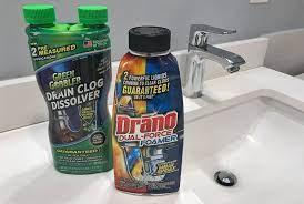 green gobbler vs drano which drain