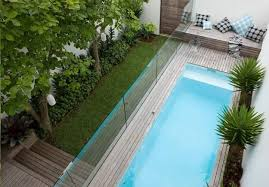 Backyard Designs With Pool Mesmerizing 48 Small Backyard Ideas Designing Chic Outdoor Spaces With Swimming