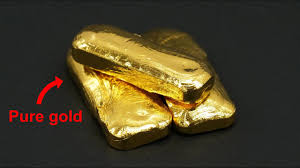 Turning Old Jewelry Into Pure Gold Bars