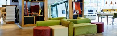 Space Invader Couch Holiday Inn London Brentford Lock Hotel By Ihg