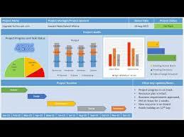 Project Progress Report Sample Project Status Report Template