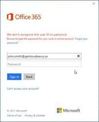 Office 365 Log In Upn Email Office 365 User Experience Get Cloud Savvy