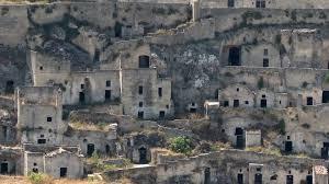 Matera - The Italian Stone City That Lights Up At Night
