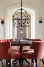 Lighting dining room table Unusual Select The Right Size Chandelier One Kings Lane How To Select The Right Size Dining Room Chandelier How To Decorate