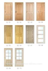 solid bedroom door interior solid wood panel veneer door skin solid double bedroom doors