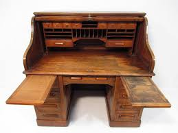 desk tops furniture. Oak Roll Top Desk Home Decor Furniture With Regard To Small Desks U2013 Office Collections Tops