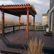 deck ideas. Custom Backyard Deck Ideas Deck Ideas O