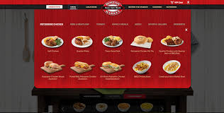 Food Menu Design 12 Tasty Examples Of Restaurant Menu Design On The Web Elegant