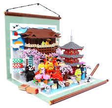 lego office. Awesome Lego Office 11318 Culture Of Japan Kyoto Kiyomizu Design