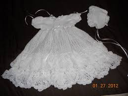 Free Crochet Christening Gown Patterns Custom Inspiration Ideas