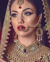 gorgeous bridal makeup stani