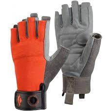 Купить <b>black diamond</b> - <b>перчатки</b> альпинистские <b>crag</b> half-finger ...