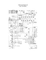 tracker fuse diagram schematics to run engine cab fuse box wiring