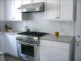 white subway tile backsplash kitchen beveled subway tile kitchen glossy white subway tile white beveled subway