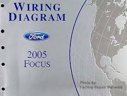 ford focus 2005 wiring diagram ford image wiring 2005 ford focus electrical wiring diagrams original factory manual on ford focus 2005 wiring diagram