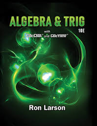 com calculus solutions precalculus solutions  algebra and trigonometry 10e