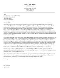 Legal Assistant Cover Letter Examples Legal Assistant Cover Letter