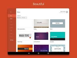 microsoft powerpoint android apps on google play  microsoft powerpoint screenshot thumbnail