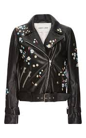 15 leather moto jackets we love best leather and faux leather jackets for fall