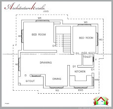 sq ft house plans 3 bedroom new best indian for 1000 pdf fresh