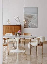 how to choose tulip table for elegant interiors