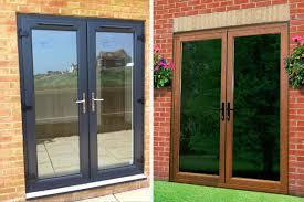 shaws timber alternative french doors