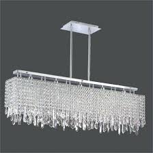 linear crystal chandelier within rectangular crystal chandelier anthropologie medium size of crystal drop chandelier mini style 1 light flush mount
