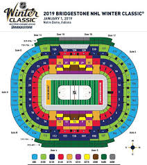 For Anyone Interested Heres The Winter Classic Seating