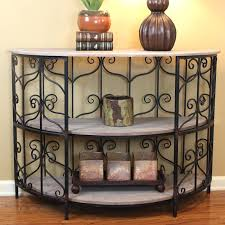 half round sofa table console side entryway hallway curved hall small nz ent round entry hall table