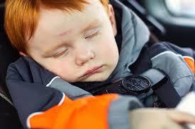 winter coat car seat