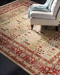 lauren ralph lauren marqaux red power loomed rug