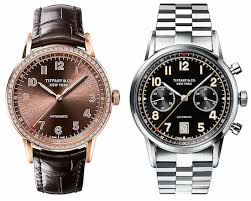 a new york minute tiffany s watchmaking revival xupes magazine new ct60 tiffany co watch collection for men and women brown dial diamonds