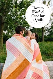 How to Wash and Care for a Quilt…The Right Way! - Suzy Quilts & How-to-Clean-Quilt Adamdwight.com