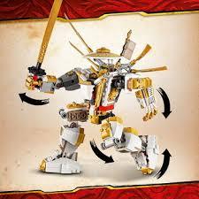 <b>Конструктор Lego Ninjago Золотой</b> робот 71702 купить в ...