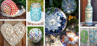 diy mosaic craft ideas and projects