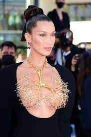 Bella Hadid's Cannes Hairstyles Are A ...