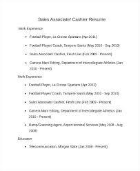 Sales Associate Resume Example Resume Sales Associate Resume Entry