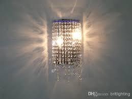 contemporary wall lighting. Modern Crystal Wall Lamp Mirror Light Bathroom Contemporary For Washing Room Lighting