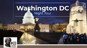 Znalezione obrazy dla zapytania waszyngton by night tour