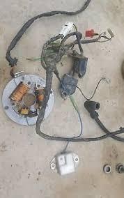 yamaha blaster wiring parts accessories 97 yamaha blaster yfs200 wiring harness cdi coil stator fly wheel 88 06 oem