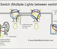 Can You Use 12 2 Wire For Lights How To Wire A 3 Way Switch With 2 Lights Pogot