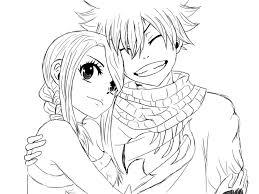 Small Picture astounding nalu fairy tail coloring pages with fairy tail coloring