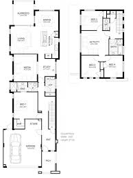 ideas about Narrow House Plans on Pinterest   Small House     m narrow block house designs   Google Search